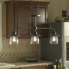 over the table lighting. allen roth bristow 36in w 3light mission bronze kitchen island light lighting over tablekitchen the table s