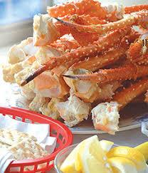 King Crab Leg Size Chart King Crab Legs Crab Place