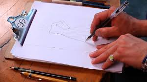 Sketching Clothing How To Draw A Dress Fashion Sketching Youtube