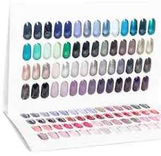 Details About Harmony Gelish Color Book Tip Palette Book To Display 112 Colors New Limited Qty