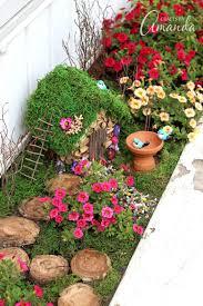 Small Picture 12 DIY Fairy Garden Ideas How to Make a Miniature Fairy Garden