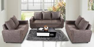 home element furniture. Shenzen 3+2+2 Sofa Set In Grey Colour By Looking Good Furniture Home Element I