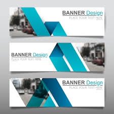 Desain Banner Vector Set Of Modern Banners Template Design 15 Free Download