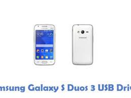 Samsung Galaxy S Duos 3 USB Driver ...