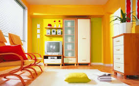 modern paint colors living room. Sunny Yellow Paint Colors Make Your Living Room Feels Warm : Astonishing Modern Color