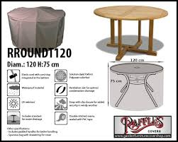 raffles covers round garden cover for furniture set d 120cm h 75 cm