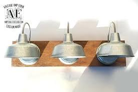 industrial bathroom vanity lighting. Inspirational Industrial Bathroom Vanity Or Lighting For Beautiful Light Decor 26 N