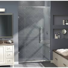 exclusive vitreo dreamline frameless glass shower door
