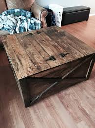 Fascinating Pallet Coffee Table Plans Designs U2013 Pallet Coffee Pallet Coffee Table Pinterest