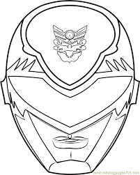 23 Red Power Ranger Coloring Page Collections Free Coloring Pages