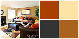 Apartment Living Room Design Custom Spectacularlikableearthtonepaintrapartmentlivingroomdecor
