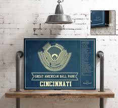 Cincinnati Reds Great American Ballpark Seating Chart