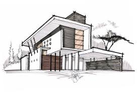 architectural drawings of modern houses. Brilliant Modern Modern Architecture Sketches  Google Search Throughout Architectural Drawings Of Modern Houses