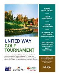 United Way Golf Tournament | Connecticut Council For Philanthropy