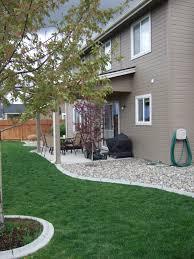 Backyard Rocks Front Rock Garden Great Yard Ideas Rock Garden Ideas