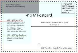 Postcard Formats 4x6 Postcard Template Postcard Formats Bestuniversitiesfo Card