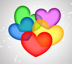 colorful heart wallpapers. Perfect Wallpapers And Colorful Heart Wallpapers F