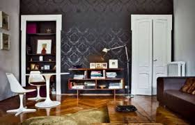 Wallpaper Living Room Designs Modern Wallpaper Ideas For Living Room Home Interior Living Room