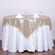 tablecloth on round table 54 54 whole premium champagne sequin square tablecloth 54 54 champagne whole premium sequin square tablecloth overlay