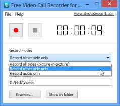 recording a skype call free video call recorder for skype 1 2 40 1224 free download