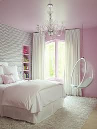 Pink and Gray Kids Bedroom