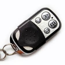 universal garage door opener remote control 433mhz 4ch copy 2262 1527 for car gate key fob