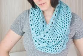 Free Infinity Scarf Crochet Pattern Adorable Crochet Infinity Scarf Free Pattern