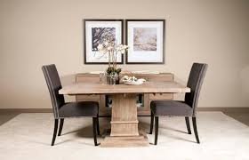 Simple Square Dining Table As Fancy Interior Gallery Traba Homes