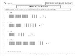 Ccss 2.nbt.1 Worksheets Place Value Worksheets. - FREE Printable ...