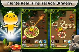 gamevil s 3d dota style game plant wars will be coming to android