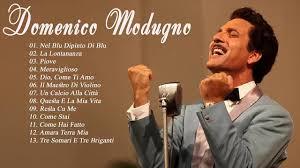 Domenico Modugno - Le canzoni piu' belle || Domenico Modugno Greatest Hits  - YouTube
