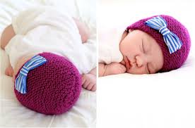 Knit Baby Hat Pattern Circular Needles Gorgeous Knit Newborn Hat MADE EVERYDAY