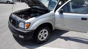 SOLD 2001 Toyota Tacoma 5 Speed Manual Meticulous Motors Inc ...