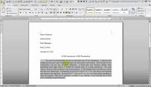 how to write mla citation how to write a paragraph using mla style guidelines youtube