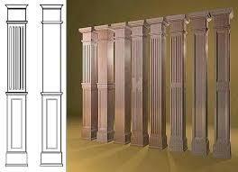 Decorative Columns Interior Design Magnificent Decorative Pillars Decorative Columns Interior Design Randallrootzorg