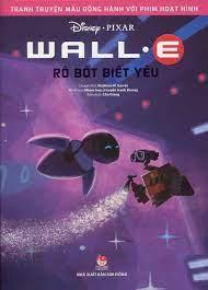 Wall - E - Rô Bốt Biết Yêu