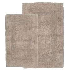 bathroom rugs without rubber backing bath mats the home depot