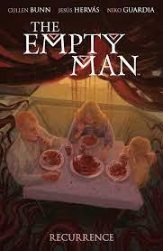 Empty Man: Recurrence : Bunn, Cullen ...