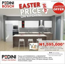 the vurn by pedini kitchen low deals is still on