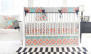 four corners crib bedding