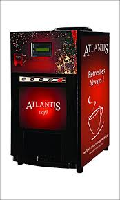 C Program For Coffee Vending Machine Fascinating Buy ATLANTIS Metal Mini 48 Lane Tea And Coffee Vending Machine Black