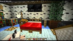 Minecraft Interior Design Bedroom Minecraft Home Design Ep16 Small Bedroom Bed Trick And The