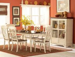 country cottage dining room. Ohana Country Cottage Oval Dining Room Set With Distressed Whitewash Finish