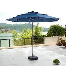 patio festival 9 8 ft solar powered