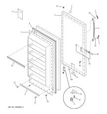 Ge Upright Freezer Manual Ge Freezer C Series Parts Model Fuf20dtcrwh Sears Partsdirect