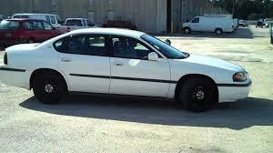 2005 Chevrolet Impala 3.8L V6 Police Interceptor (7402) - YouTube