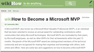 Microsoft Mvp Certification Excited To Announce My Technical Oscar From Microsoft As Microsoft