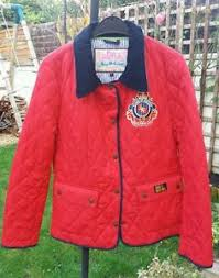 Pauls boutique Quilted red Girls Jacket 13/14 years - Large | eBay & Image is loading Pauls-boutique-Quilted-red-Girls-Jacket-13-14- Adamdwight.com