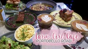 Farm Girl Cafe, Portobello Road - Chelsea |