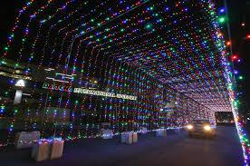 Christmas Light Displays Daytona Beach Take A Self Guided Tour Of Daytona Beachs Best Twinkle Lights